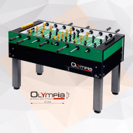 Olympia commercial Football Table - Green