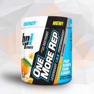 BPI ONE MORE REP-Orange Burst orange burst