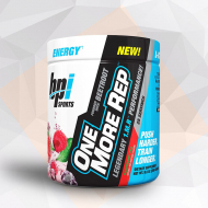 BPI ONE MORE REP-Raspberry Tea
