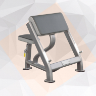 IT7002 SEATED PREACHER CURL from Impulse Fitness