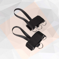 RESIST ANKLE STRAP from Live Up - Black