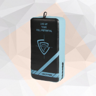 FOOT TARGET PAD from Live Up - Black / Blue
