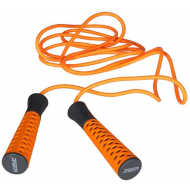 PVC jump rope from Live Up - Orange