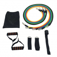 Olympia Latex Resistance Band Set