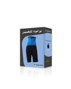 HIGH WAIST SLIMMING SHORTS from Olympia