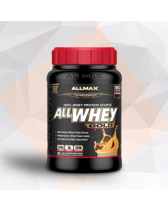 ALLMAX ALLWHEY GOLD 2LBS-Chocolate Peanut Butter