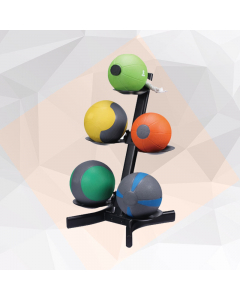 LiveUp Ball Rack - Black
