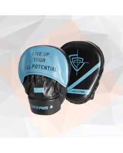 FOCUS PAD from Live Up - Black / Blue