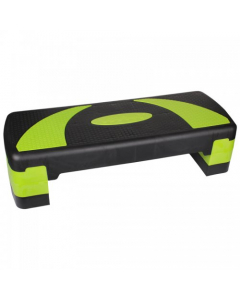 Power step from Live Up - green / Black