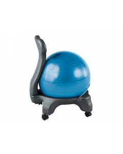 Ball Chair from Live Up - Black