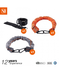 Lateral Resistor Pro from Live Up - Black / Orange