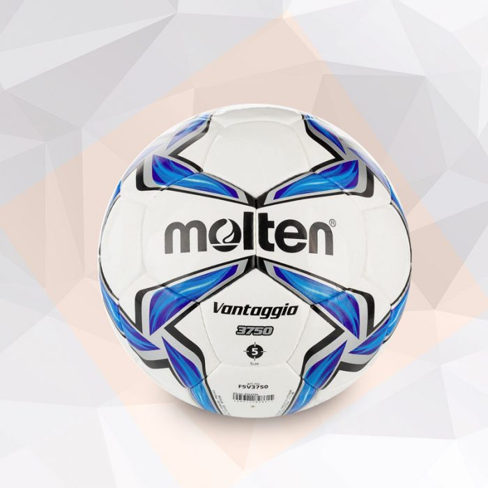 Shop Molten Football Size 5 White Blue Online In Muscat And All Oman Olympia Me Sports Store