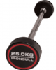 CPU STRAIGHT BARBELL Black from Flex