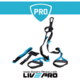 CROSS SUSPENSION TRAINER from Live Up - Black / Blue