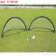 FORDABLE SOCCER GOAL white from Out Door