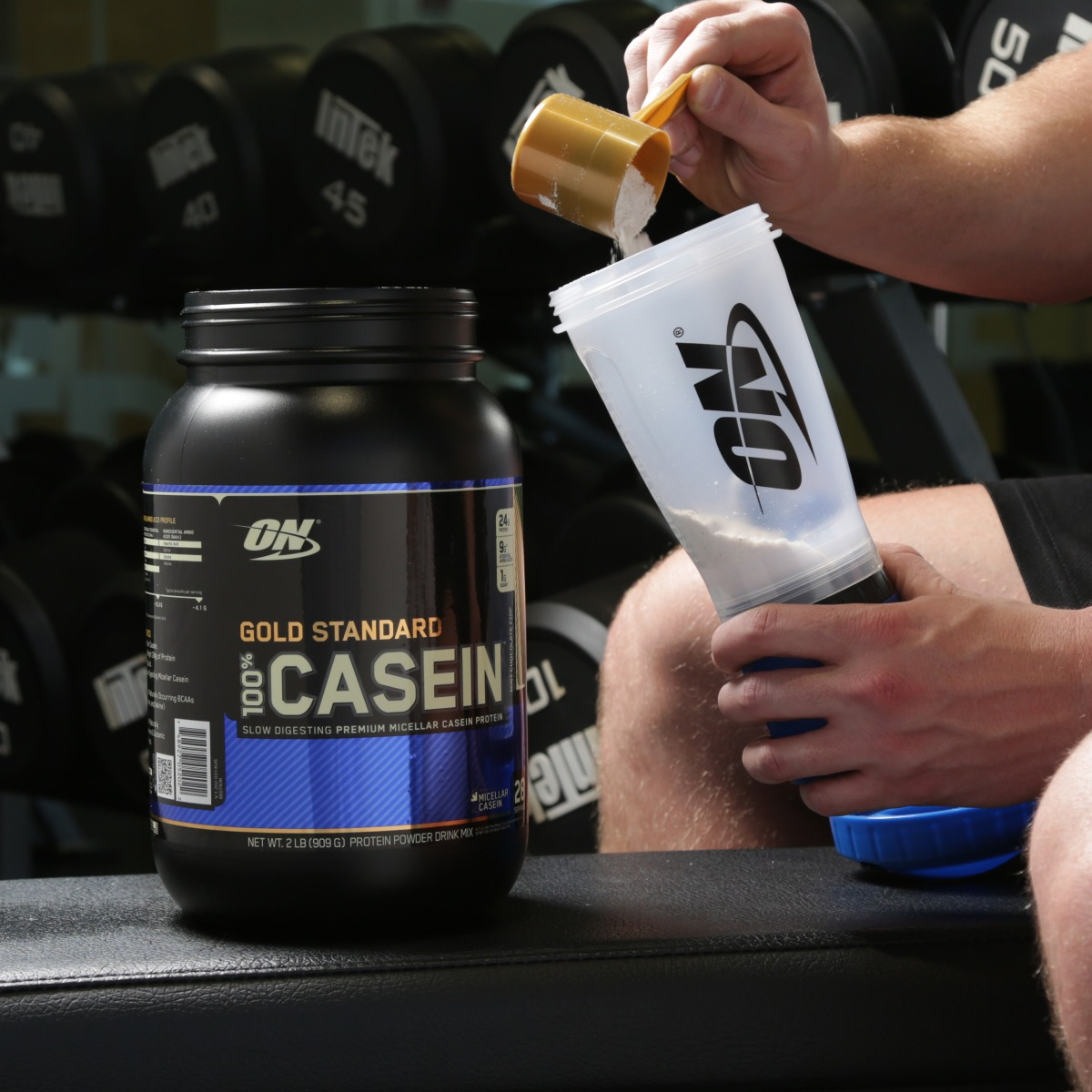 Benefits of Casein & how to use it