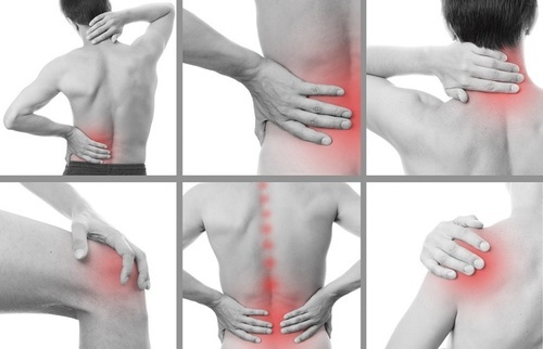 joint injuries